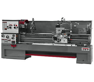 New Jet 321980 Gh-2280zx Large Spindle Bore Lathe