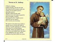 Saint Anthony lost causes