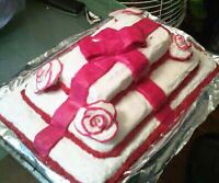 Need a home made birthday cake  or dessert & more