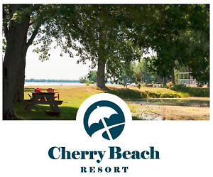 Cherry Beach Resort Cottage Rental 50% off May long 2018!