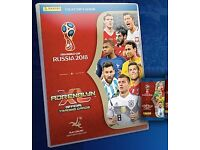 Panini Adrenalyn XL World Cup Russia 2018 Cards For Swop (Updated 19/06/18)