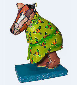 Mummer's the Word figure - Dell from Downtown