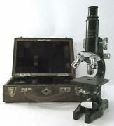 Vintage Leitz Microscope
