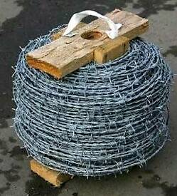 200m roll barbed wire