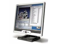 "Digimate pc monitor 17"" screen L-1715 swindon"