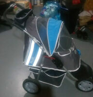 Foldable Pet Stroller - $100.00 - Great Condition