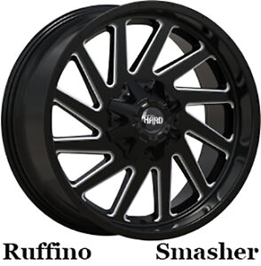 Ruffino Hard off-road Rims now @ Trucks Plus from $239 each!