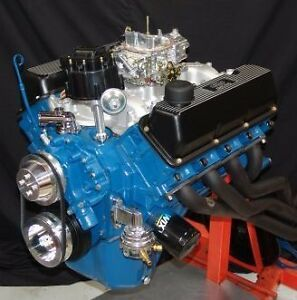 351 Cleveland Engine Ebay