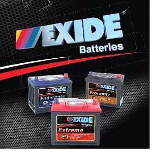 Exide Car Batteries Casula Liverpool Area Preview