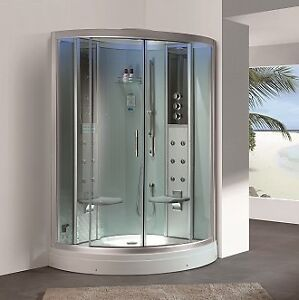 Steam Shower 47.25″x47.25″x87″ DZ931F3