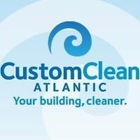 Cleaner Needed: FT, Sun-Thurs, $13-15/hr, Evenings & Nights