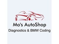 Car Diagnostics OR Coding for BMW 🚘💨