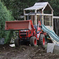 '''$55/hr''' Terrassement et excavation tous genres