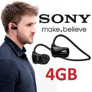 REFURB SONY SPORTS MP3 PLAYER 4GB - 123218998 - WATERPROOF DIGITAL MUSIC WALKMAN