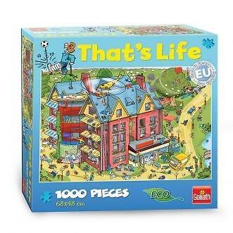 That's Life Puzzel 1000st. Hospital