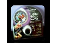 PRAKTICA MINIATURE DIGITAL PHOTO FRAME - FOR SALE