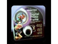 PRAKTICA MINIATURE DIGITAL PHOTO FRAME - FOR SALE