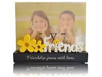New in box friends photo frame - would make a lovely xmas christmas gift feel free to message me