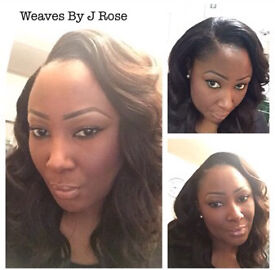 WEAVES/WIGS BY J ROSE - AFRO/EUROPEAN HAIRDRESSER