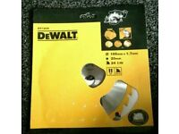 DeWalt 165mm Saw blade DT1209