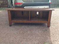 Soldid Wood TV Unit