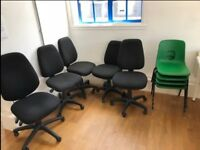 Various Office Chairs - HALF PRICE