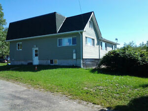 Finni rd Home with acreage