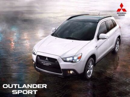 WTB Mitsubishi Outlander Maryland 2287 Newcastle Area Preview