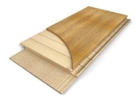 BOEN Oak Deep Brushed Planks