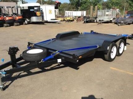 Car trailer hire from $50 for 4 hours