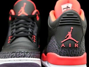 Air Jordan 3 III Crimson size US 8 Truganina Melton Area Preview