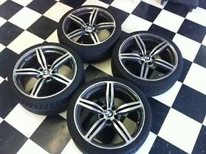 4 x 18 inch BMW 3 series Wheels with tyres Narellan Camden Area Preview