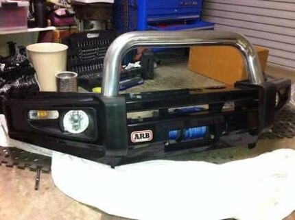 Wanted: Wanted: ARB sahara bullbar to suit hilux