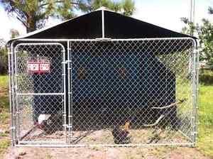 dog, chicken, pig ect pen/cage instalation (free quote) Bendigo Bendigo City Preview
