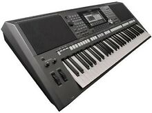 Yamaha PSR-s970 Arranger Keyboard Synth Piano Curtin Woden Valley Preview