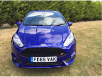 FIESTA ST 180 BREAKING SEATS ALLOYS WHEELS FRONT END BUMPERS REAR END BOOTLID AIRBAG KIT