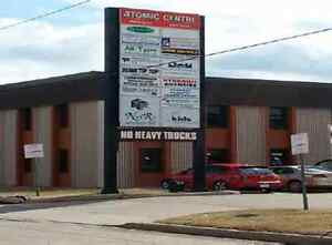Rent out 2nd 5 Off spaces 1150 sq ft A/C and half warehouse