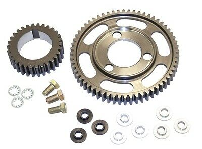 EMPI Straight Cut Cam Gear Kit Billet Steel VW Type 1 2 3 BAJA Beetle 21-2515-0