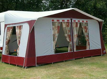 Kampa Awning Curtains
