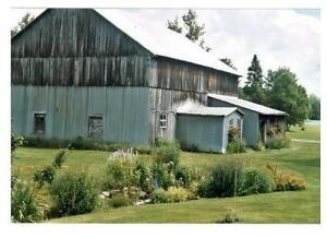 Maison ancestrale avec terre forestière, agricole et érablière Saint-Hyacinthe Québec image 10