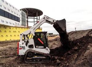 2013 Bobcat T650 Track Skidsteer, Well Maintained unit