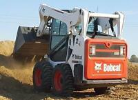BOBCAT / DUMP TRUCK / SNOW & WASTE REMOVAL