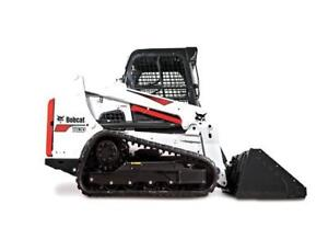 EXPEDITION RENTALS- Skid steer and tracked loaders for rent