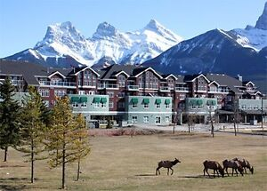 Beautiful Canmore Condo for Sale!