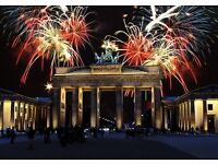 Flights from Gatwick and 4 star Accommodation in CENTRAL BERLIN: 31st December-4th January.