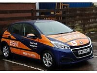 Andrew Morse BSM. Driving Lessons in Cardiff