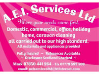 Office, Commercial & Domestic Cleaning
