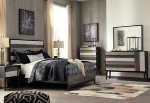 Brand New Ashley 6 Piece Bedroom Set - Payment Plan
