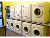 Bosch range washing machines from £120 - £150, 6 Months Warranty