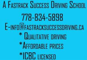 DRIVING INSTRUCTORS -LOW COST DRIVING LESSONS-PROVEN RESULTS-$27
